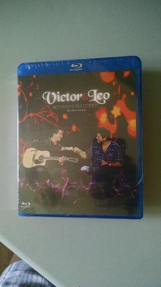 Blu-ray Victor & Leo - Ao Vivo E Em Cores Em São Paulo