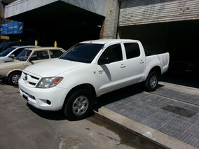 Toyota Hilux 2.5 Td C/d 4x4 Dx 2008