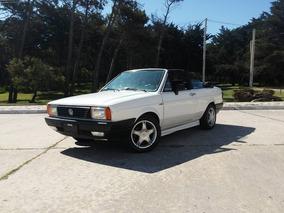 Volkswagen Voyage Coupe Cabriolet 1984 No Senda Gacel Gol