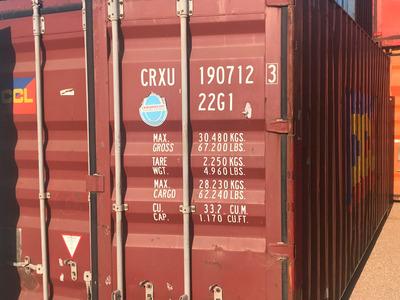 Venta De Contenedor De 20 Pies (container 6 Metros)