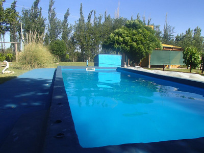 Alojamiento Cabañas En San Rafael Mendoza Turistas