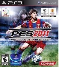 Jogo P/ Ps3 Pes 2011 Pro Evolution Soccer