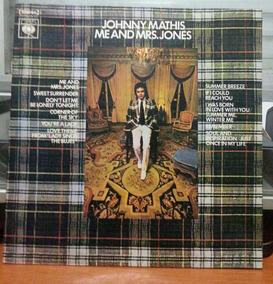 Johnny Mathis - Me And Mrs. Jones - 1972/73 - (lp)