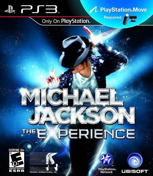 Michael Jackson The Experience Ps3 - M. Física | Playgorila