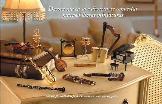 Instrumentos Musicais Salvat
