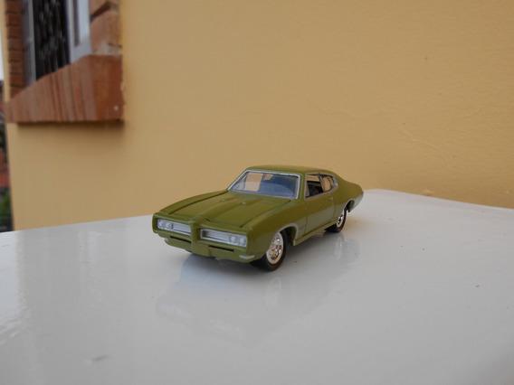 Pontiac Gto Verde Musgo 1968 Jl