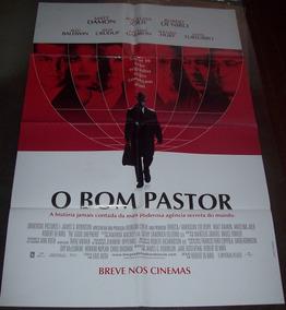 Cartaz/poster Cinema Filme O Bom Pastor