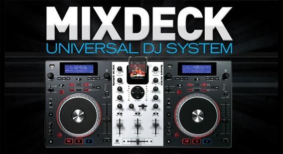 Cdj Mix Deck