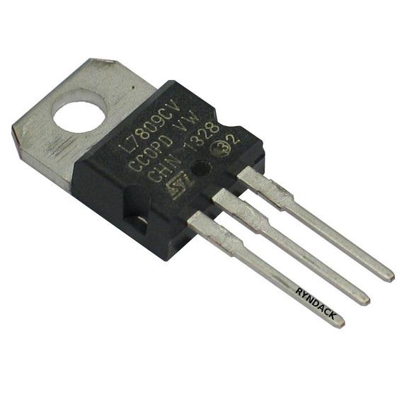 5 * Regulador De Tensão 7809 Lm7809 9v