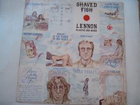 Disco Vinil Lp Shaved Fish Lennon Plastic Ono Band ##