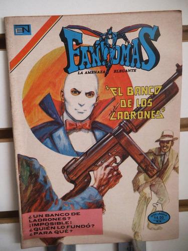 Fantomas 333 Editorial Novaro