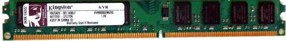Memória Kingston Ddr2 2gb 2 Giga 800 Mhz - Frete Grátis!