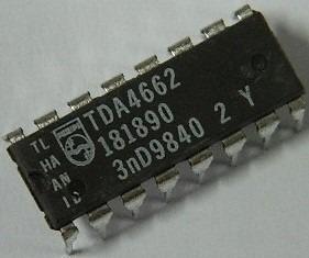 C.i. Tda4662 - Original