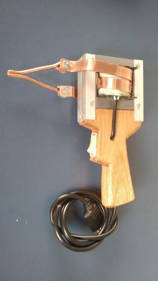 Ferro De Solda 750w Pistola Profissional Estanhador Estanho