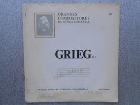 Livreto Grandes Comp. Música Universal - Grieg