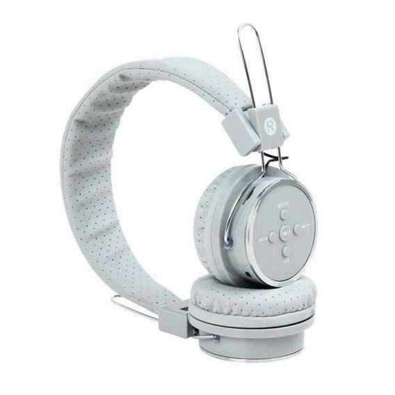 Fone De Ouvido Headphone Sem Fio Bluetooth Micro Sd Fm #s
