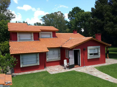 Excelente Casa Quinta Pilar Dueno Frente A Espacio Pilar