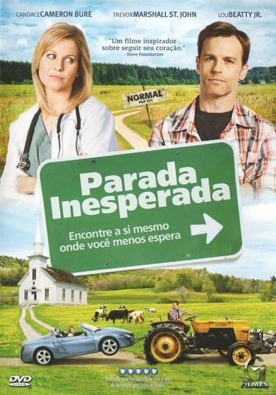 Parada Inesperada Dvd - Filme Gospel - Original