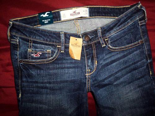 Jeans Hollister Talla 3s Nuevo Mercado Libre