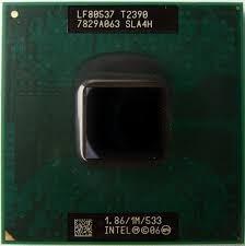 Processador Intel Pentium Dual Core T2390 1.86 Ghz Ppga478