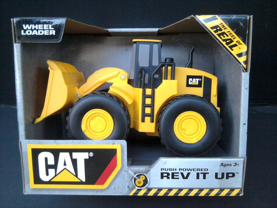 Cat, Wheel Loader, De Fricción.