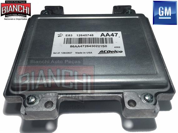 Módulo De Injeção Chevrolet S10 2.4 Flex E83 12645748 Aa47