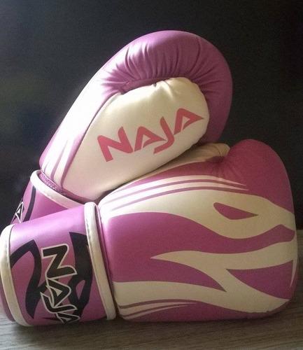 Luvas Boxe / Muay Thai - Naja Extreme 12 Oz