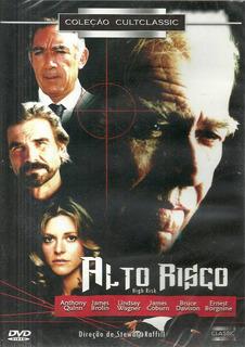 Alto Risco - Dvd Cultclassic - Bonellihq F19