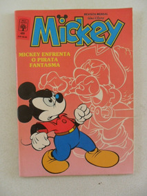 Mickey Nº 499! Abril 1991!