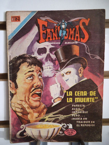 Fantomas 331 Editorial Novaro