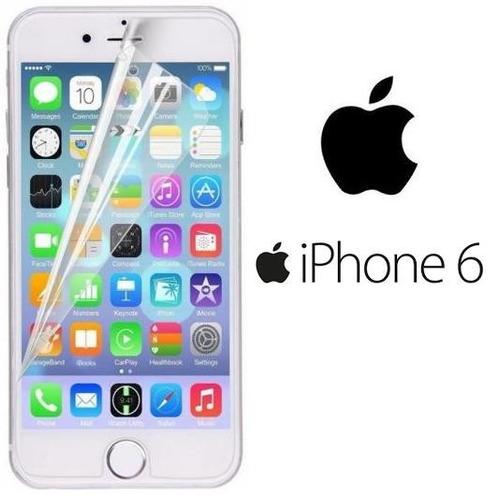 Protector De Pantalla Transparente iPhone 6