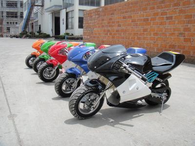 Mini Moto R3 E Quadriciclos Á Gasolina Bz De 49cc A 150cc