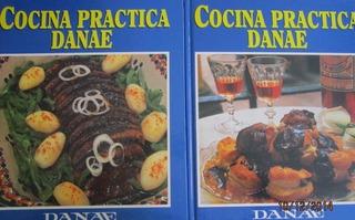 Cocina Práctica Danae Dos Tomos, Oceano, 1994, Envío Gratis