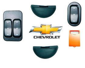 Kit Vidro Elétrico Chevrolet Gm Celta 2p 2006 A 2010 Gmse012
