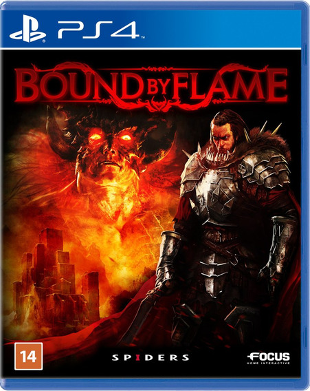 Bound By Flame - Playstation 4 - S. G.