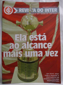 Revista Do Inter Alma Colorada No.46 Dez 2009 Ela Está Ao Al