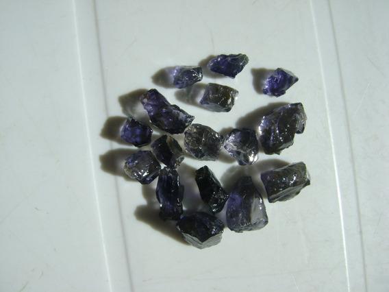 Natural Pedras Safira D Água Cor Excelente