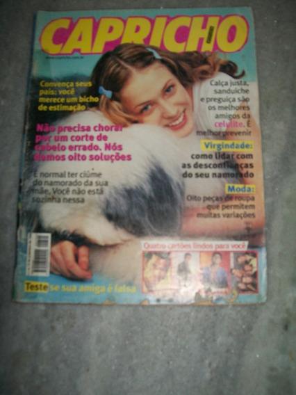 Revista Capricho Nº 792 - Adriana Esteves, Zeca C, Cameron D