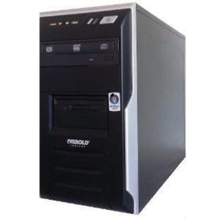 Imagem 1 de 6 de Computador Completo Dual Core 4gb Hd 80gb + Monitor Lcd 17