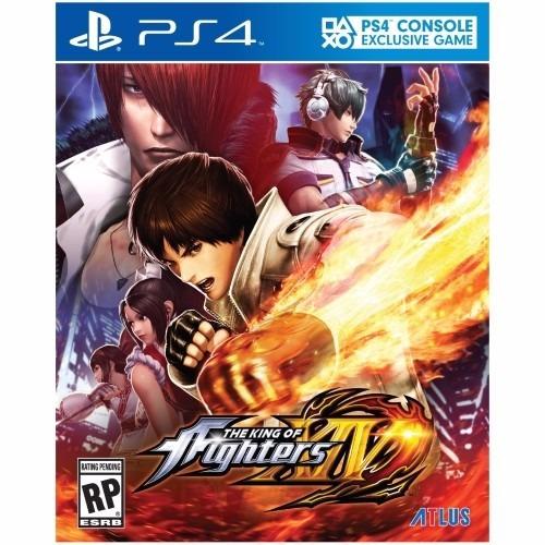 The King Of Fighters 14 - Ps4 - Pronta Entrega! Frete Gratis