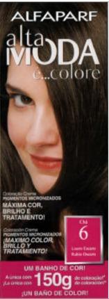 Alfaparf Alta Moda E Colore N° 6 Rubio Oscuro X 150 Gr