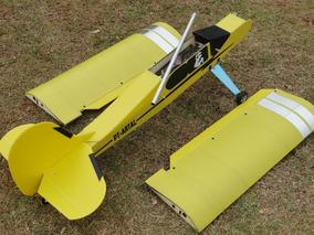 Aeromodelo Pastinha Piper J3 Artal Nova Asa Baioneta