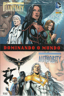Planetary Authority Dominando O Mundo - Bonellihq Cx115 I19