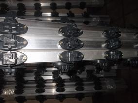 12 Hastes Quad.alumínio P/ Cerca Elétrica Frete Gratis
