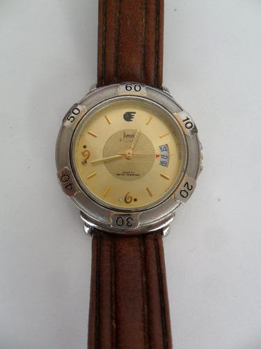 Relógio De Pulso Feminino Marca Dumont Quartz Antigo