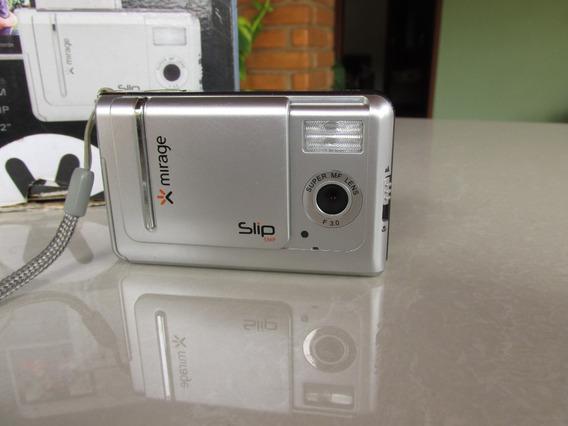 Câmera Digital Mirage 5mp.