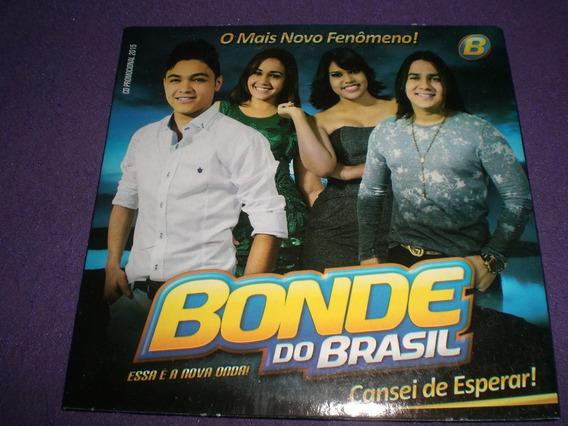 Cd Bonde Do Brasil-cansei De Esperar(promo)