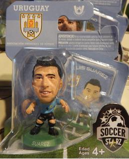 Cabezon Suarez Uruguay Soccer Stars En Blister