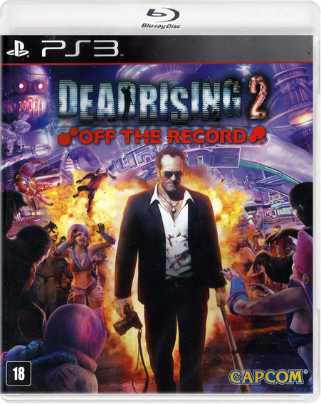 Dead Rising 2 Off The Record - Playstation 3 - S. G.