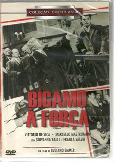 Bigamo A Forca - Dvd Cultclassic - Bonellihq Cx396 H18